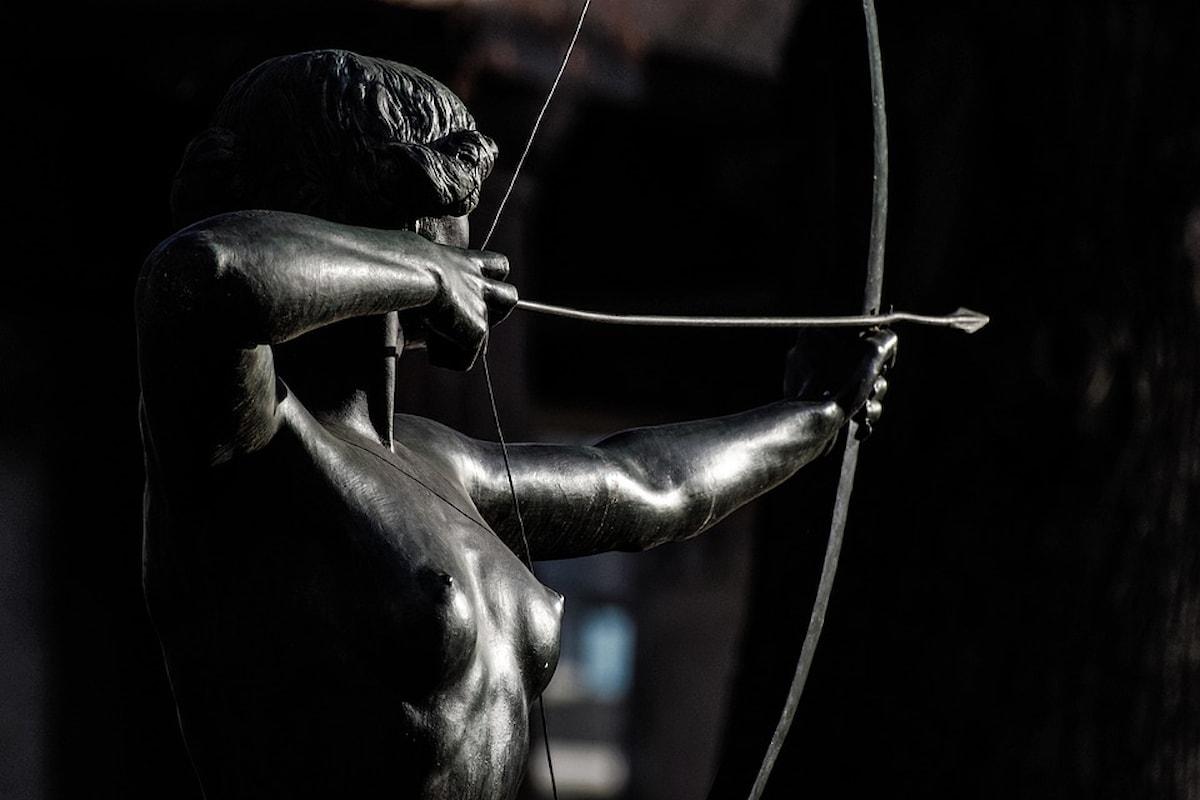 Le frecce del killer e le frecce della quotidianità