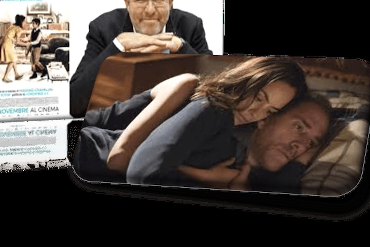 Bellocchio e Gramellini unti per combattere il dolore della perdita