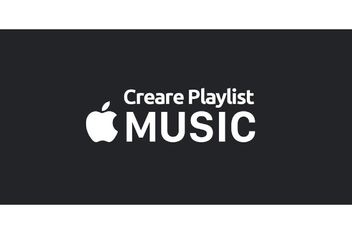 Creare Playlist su Apple Music con iTunes per Pc e iTunes per Mac