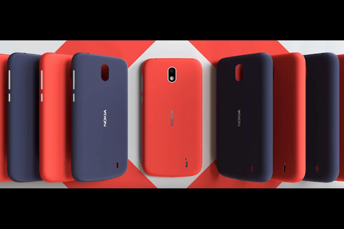Nokia 1: uno smartphone davvero low-cost che utilizza il nuovo Android Go