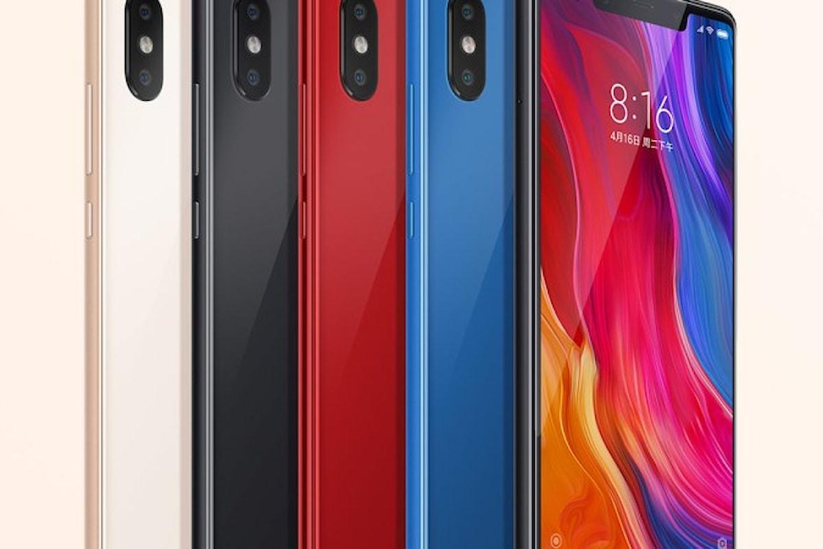 Presentato ufficialmente lo Xiaomi Mi 8 SE dedicato al mercato di fascia media