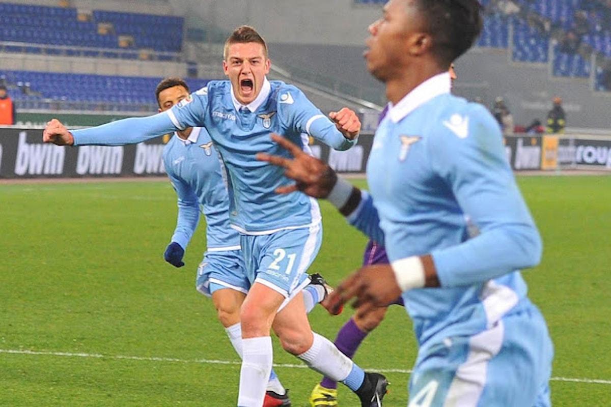 Lazio, i dubbi di Keita, le certezze di Milinkovic