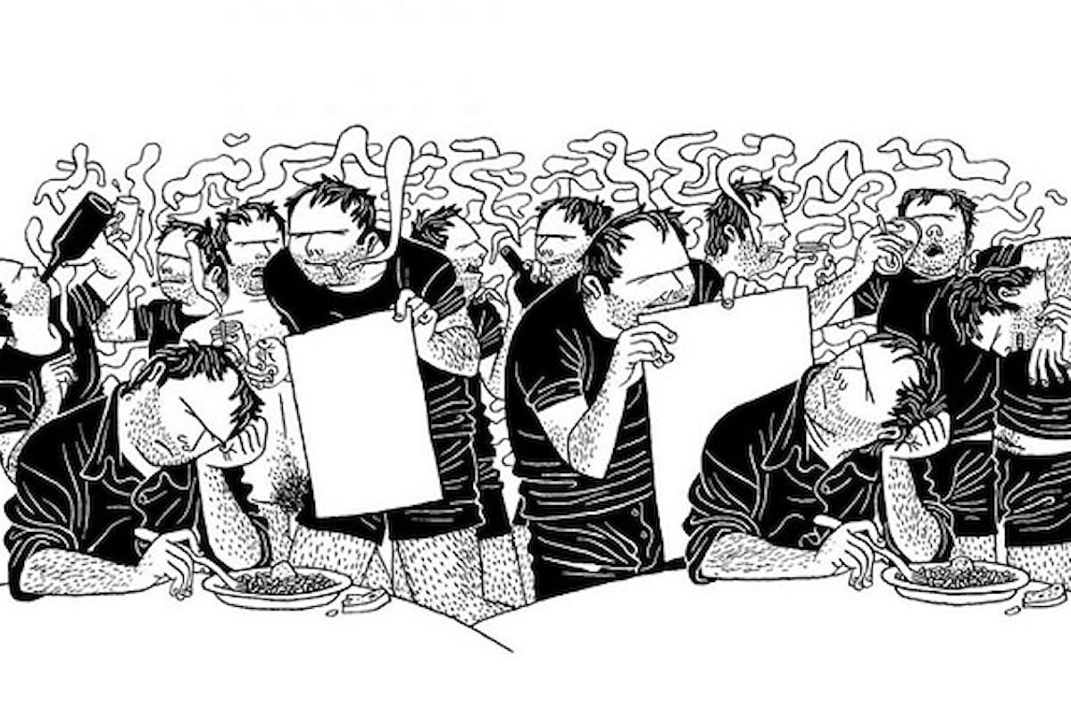 A WeGIL per 'In grande stile - i fumetti di Repubblica XL' Ratigher racconta la rivoluzione di Coconino Press–Fandango