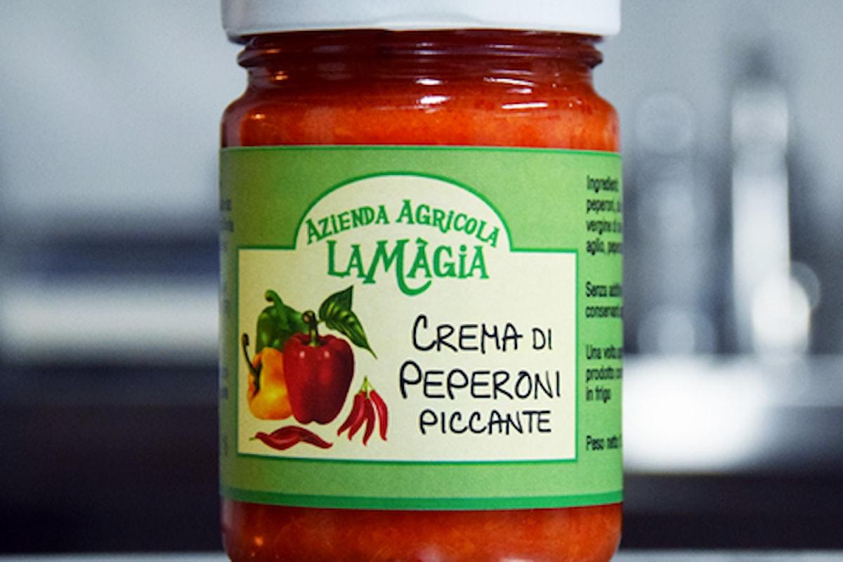 Scopri e prova la crema di peperoni piccante
