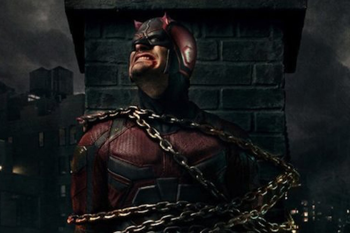 Online l'ultimo trailer della seconda stagione di Daredevil