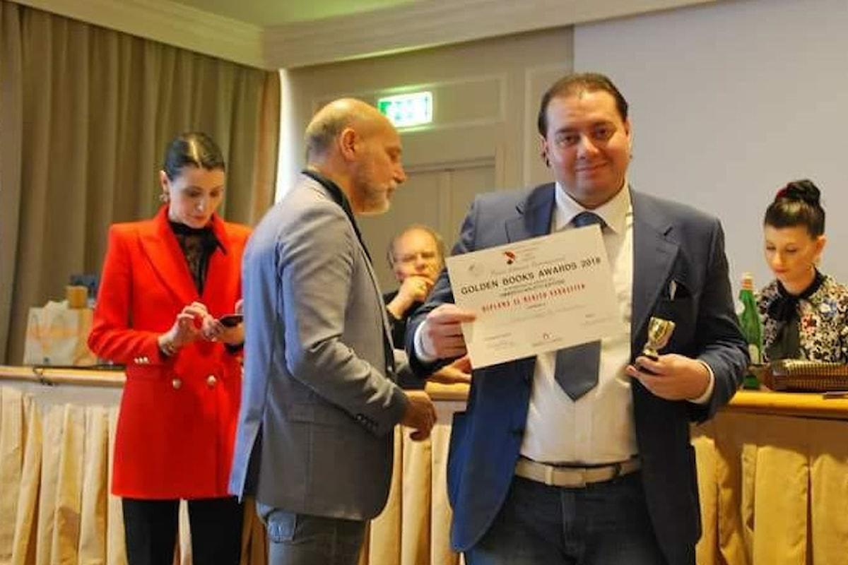 Diploma al merito letterario per Axel Ramirez