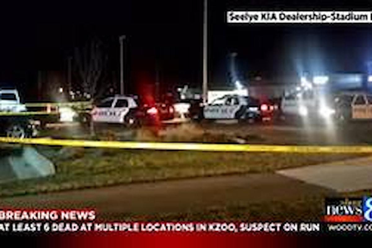 Sette morti in una sparatoria in Michigan