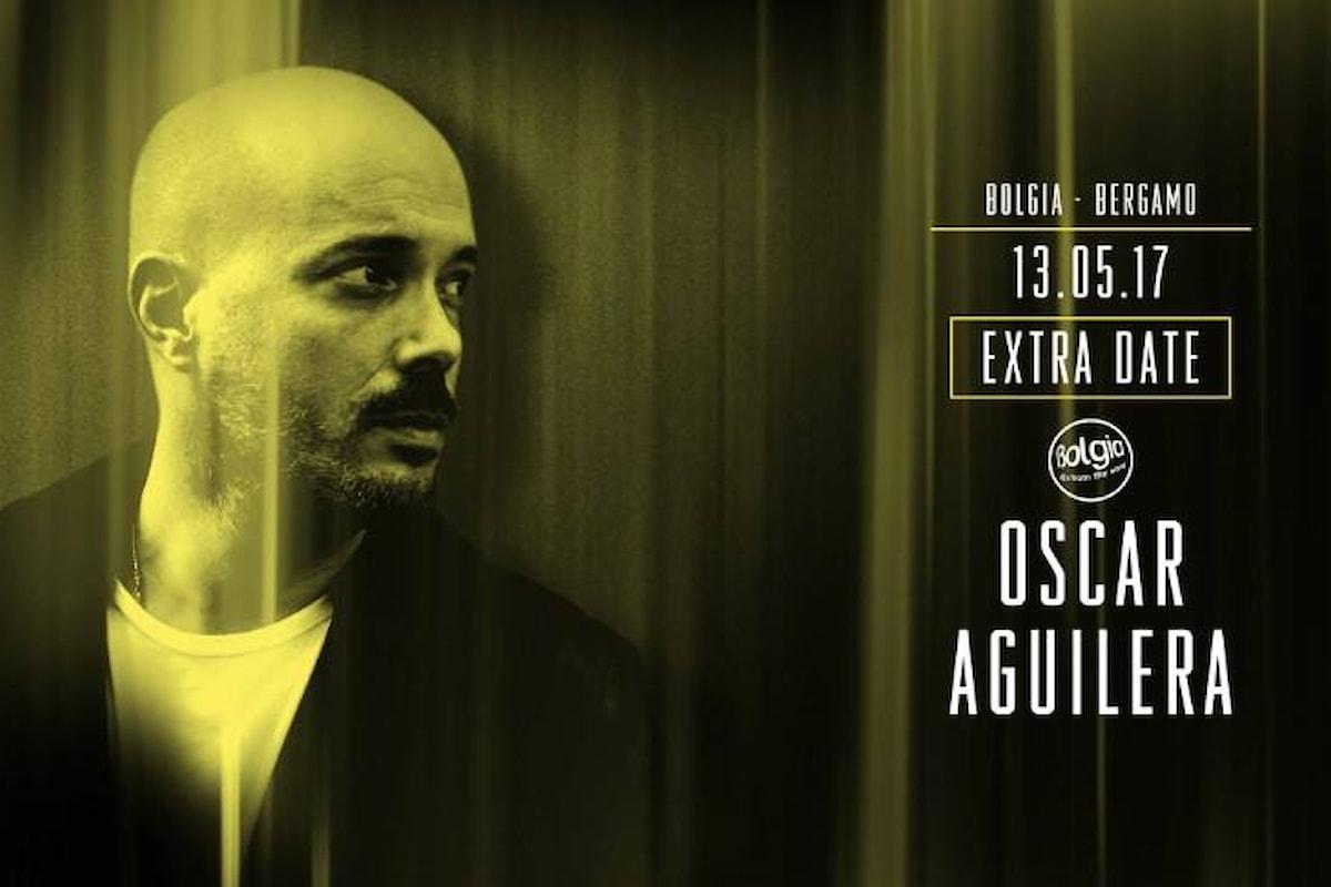 13/05 Oscar Aguilera at Bolgia Bergamo I Extra Date