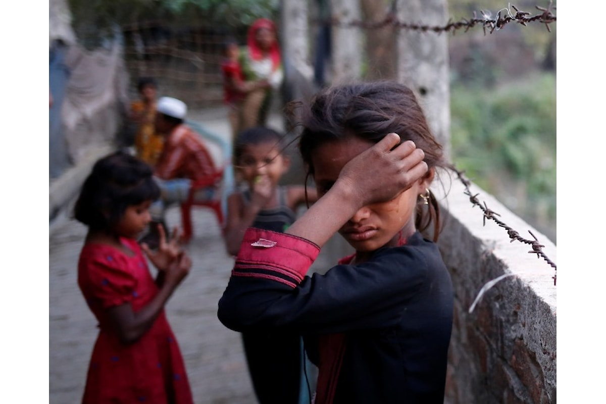 Almeno 6.700 Rohingya morti in Myanmar dal 25 agosto al 24 settembre 2017