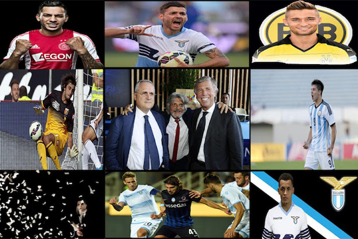 Calcio. Serie A. Mercato Lazio. Possibile Centravanti last-minute. Prenotato Perin