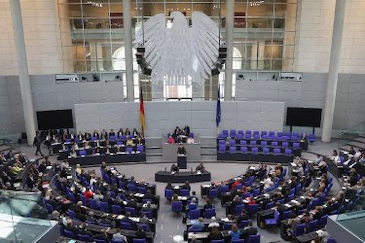Il parlamento tedesco definisce genocidio lo sterminio degli armeni negato dalla Turchia