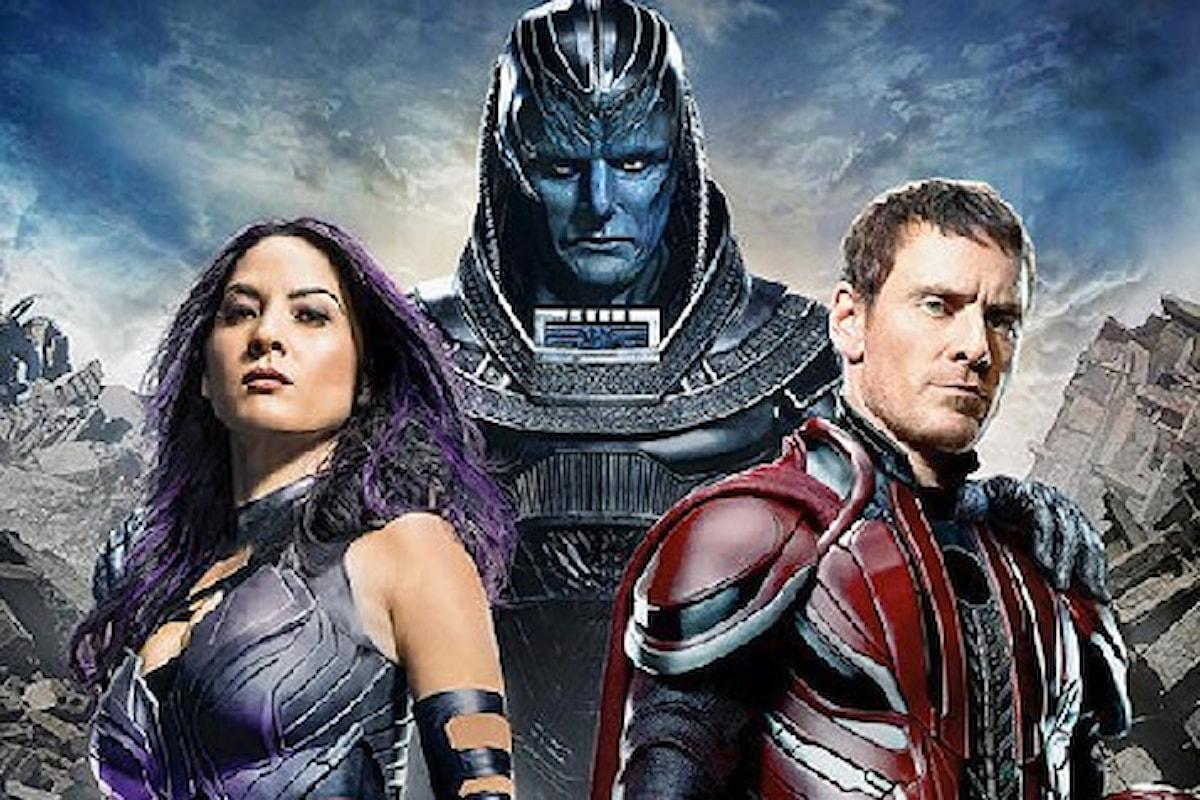 Ecco il trailer di X-Men: Apocalypse, in sala dal 19 maggio