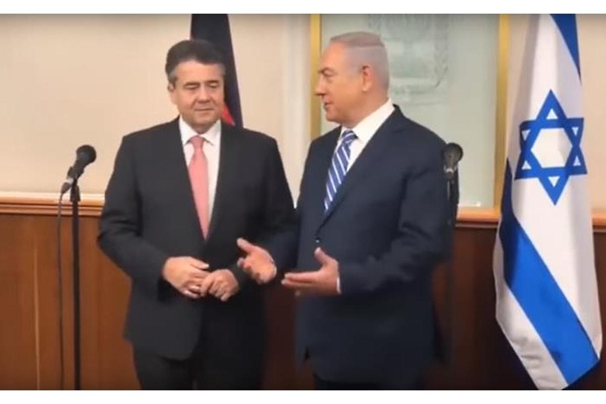 Il ministro degli Esteri tedesco critico con Israele per l'occupazione della Cisgiordania