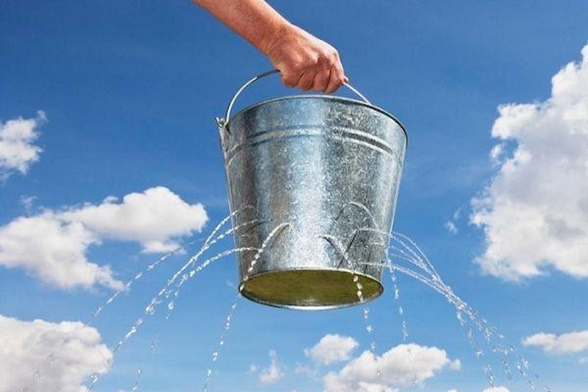 Belluno: multe a coloro che sprecano acqua
