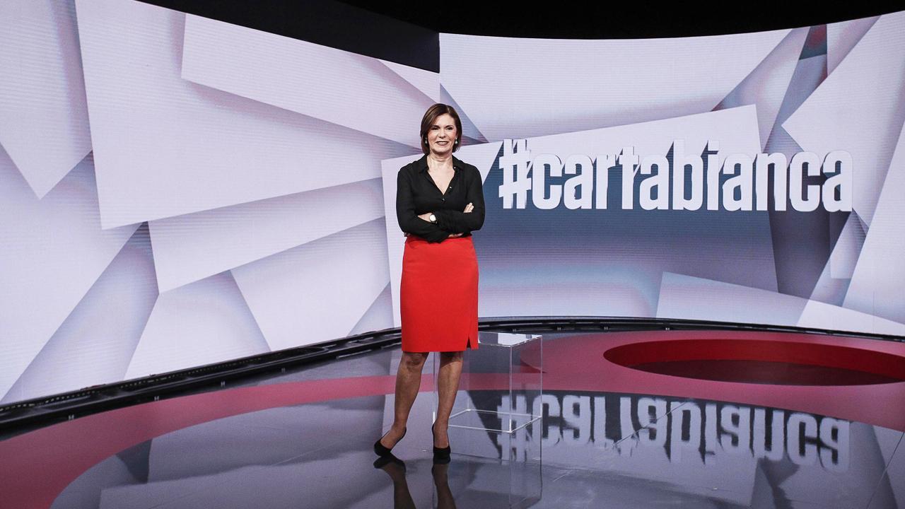 L'informazione di Rai 3 torna in prima serata con Bianca Berlinguer il martedì alle 21,15