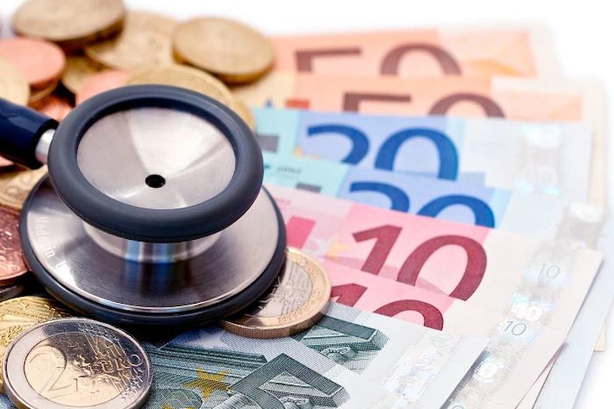 È di 23 miliardi il debito della Sanità italiana nei confronti dei fornitori