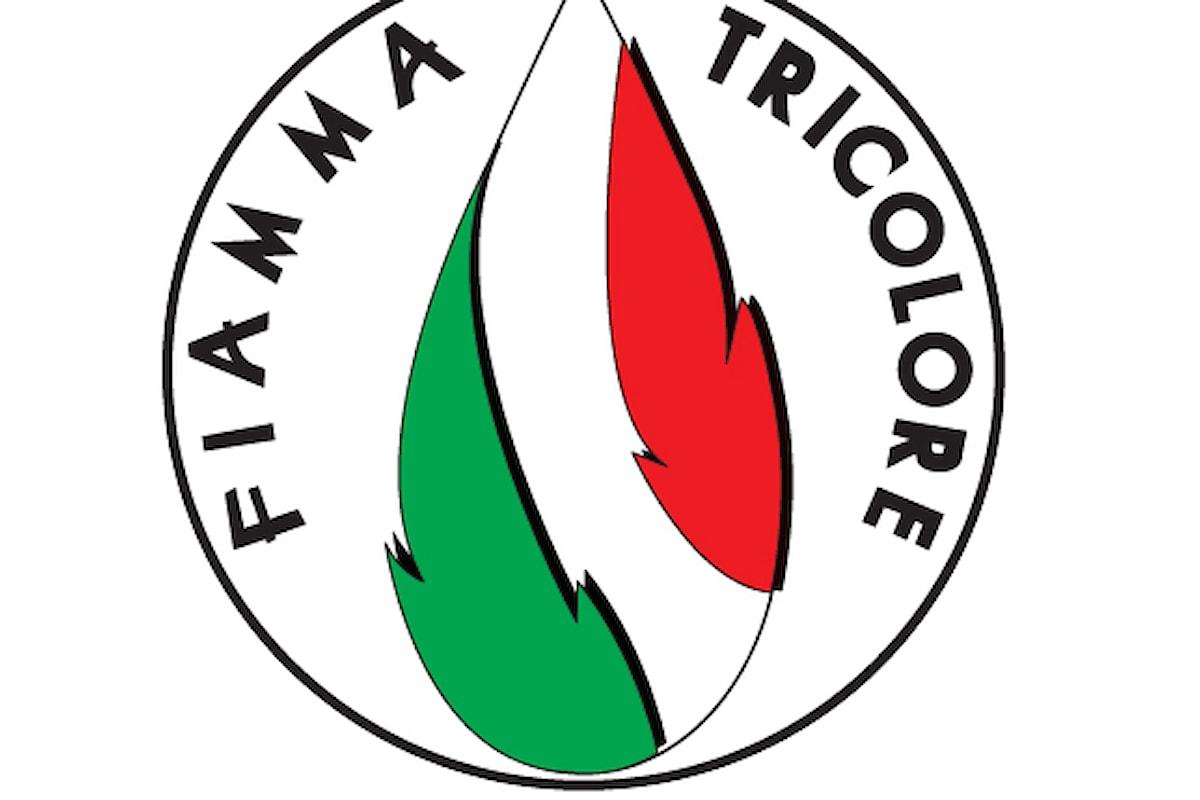 Alcune riflessioni del S.N. Carelli (Movimento Sociale Fiamma Tricolore)