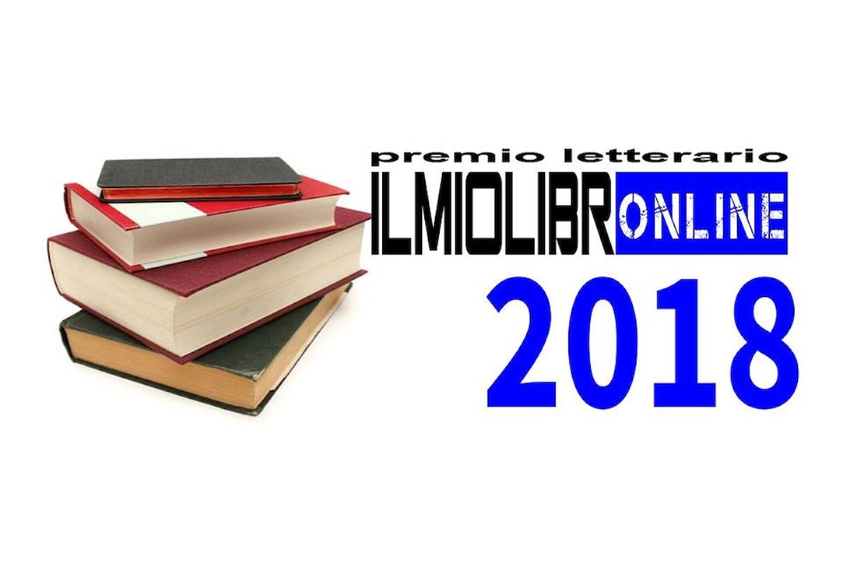 Partito il Premio Letterario 'ILMIOLIBRonline2018'