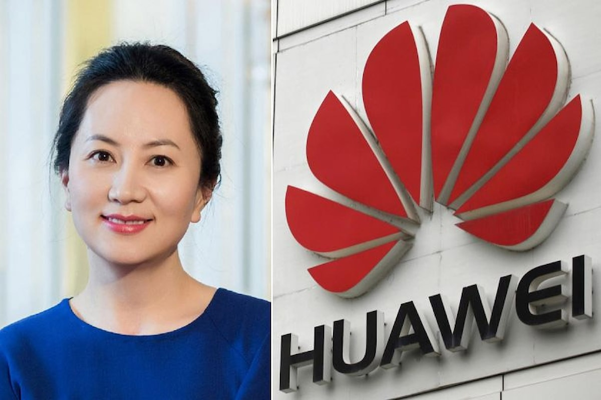 Arrestata la figlia del fondatore di Huawei, tensioni tra Cina e Usa