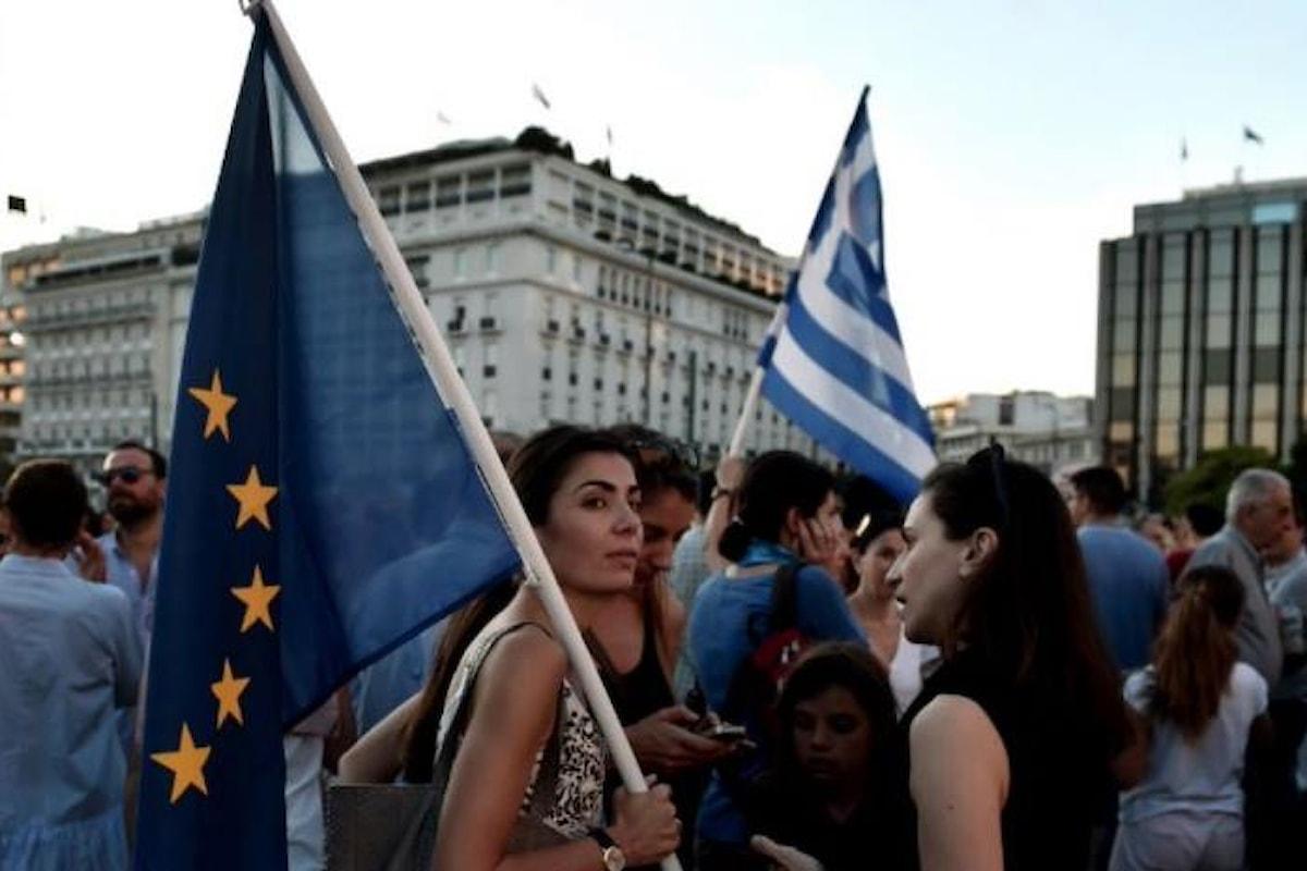 La Commissione Ue festeggia la fine del programma di sostegno alla Grecia