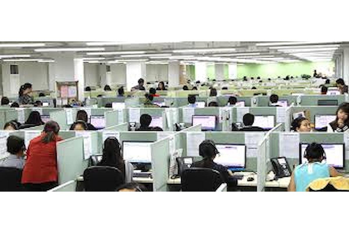 Delocalizzazione al contrario: Fastweb sposta call center dalla Romania in Italia