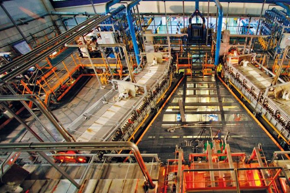 Istat, cresce la produzione industriale ad agosto 2016