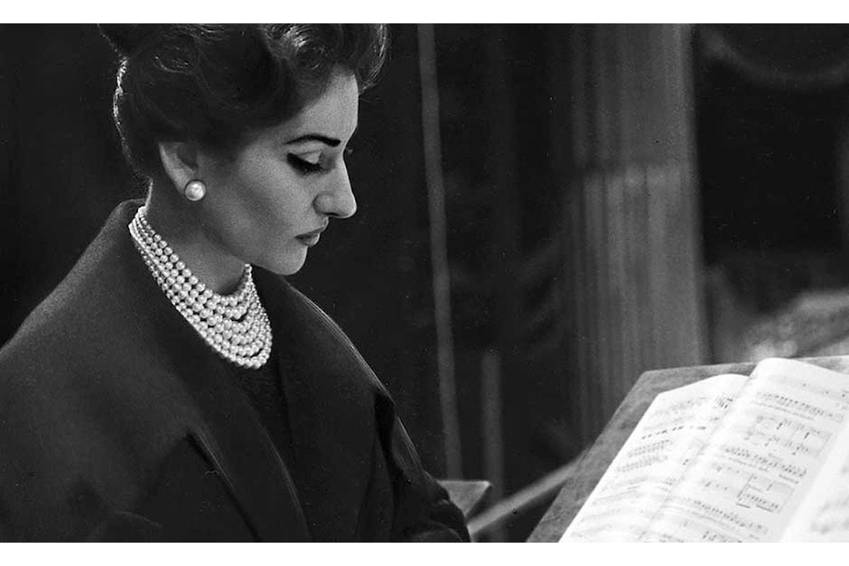 Presentata a Verona in anteprima mondiale la mostra «Maria Callas. The Exhibition»