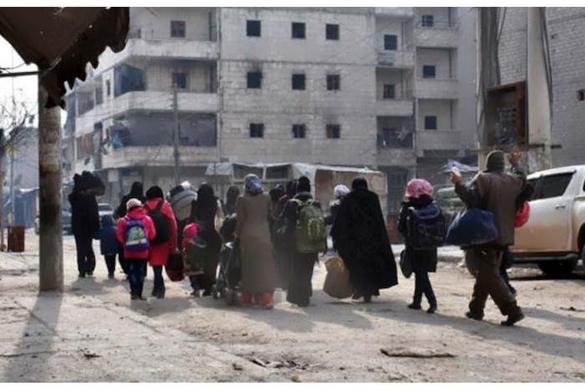 Giovedì era il giorno fissato per l'evacuazione di Aleppo, ma la situazione è ancora incerta