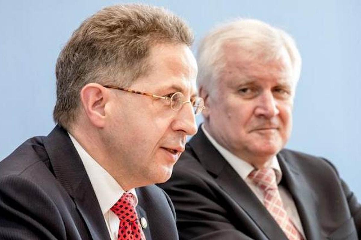 Il caso Maassen mette a nudo la debolezza del contratto di governo della Germania