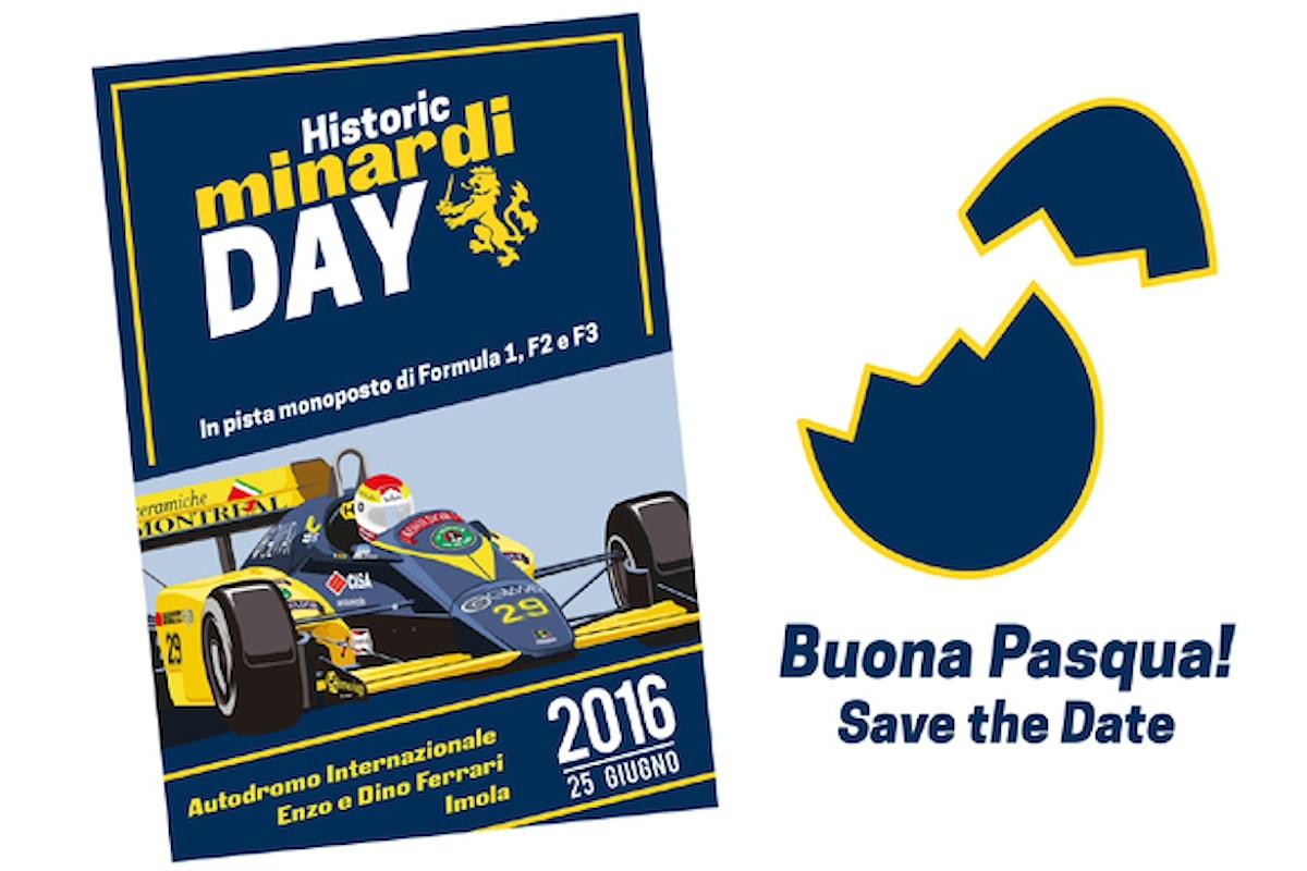 La F1 torna a Imola
