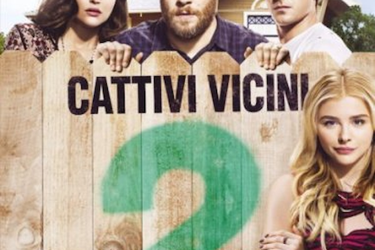 La commedia CATTIVI VICINI 2: al cinema torna il duo Zach Efron - Seth Rogen