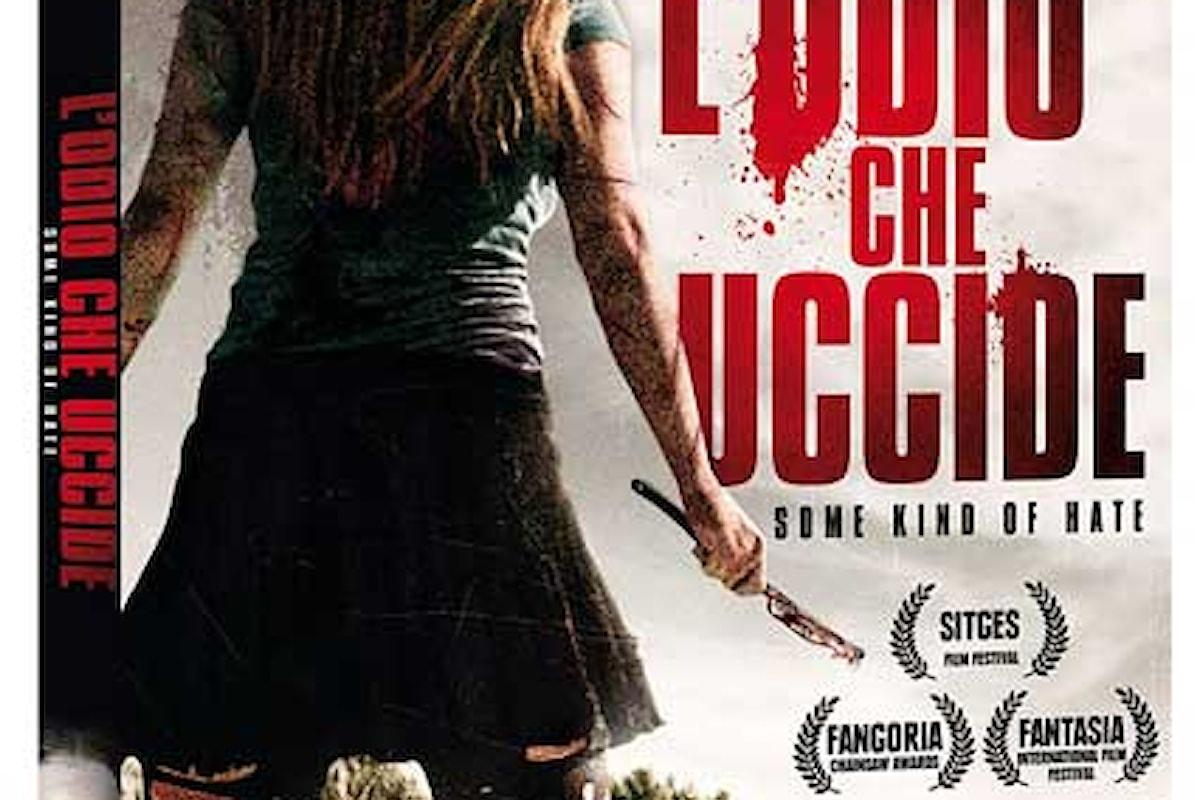 Novità in HomeVideo: il film horror L'Odio che Uccide
