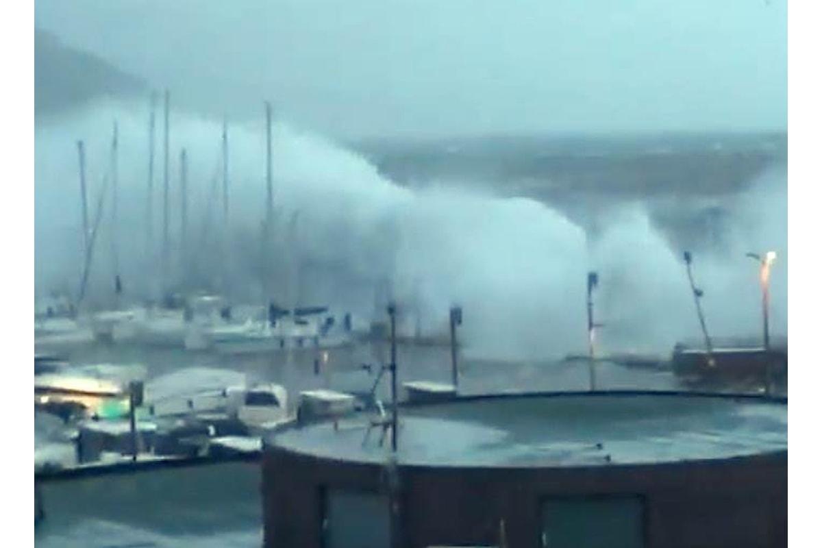 Tragico bilancio dell'ondata di maltempo che ha interessato l'Italia, ingenti danni in Liguria