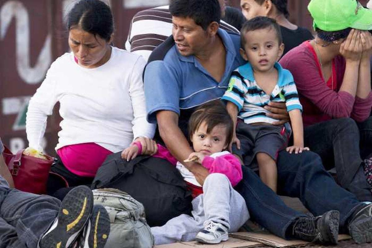 Problema migranti in USA. Trump vuole separare i bambini dalle loro madri