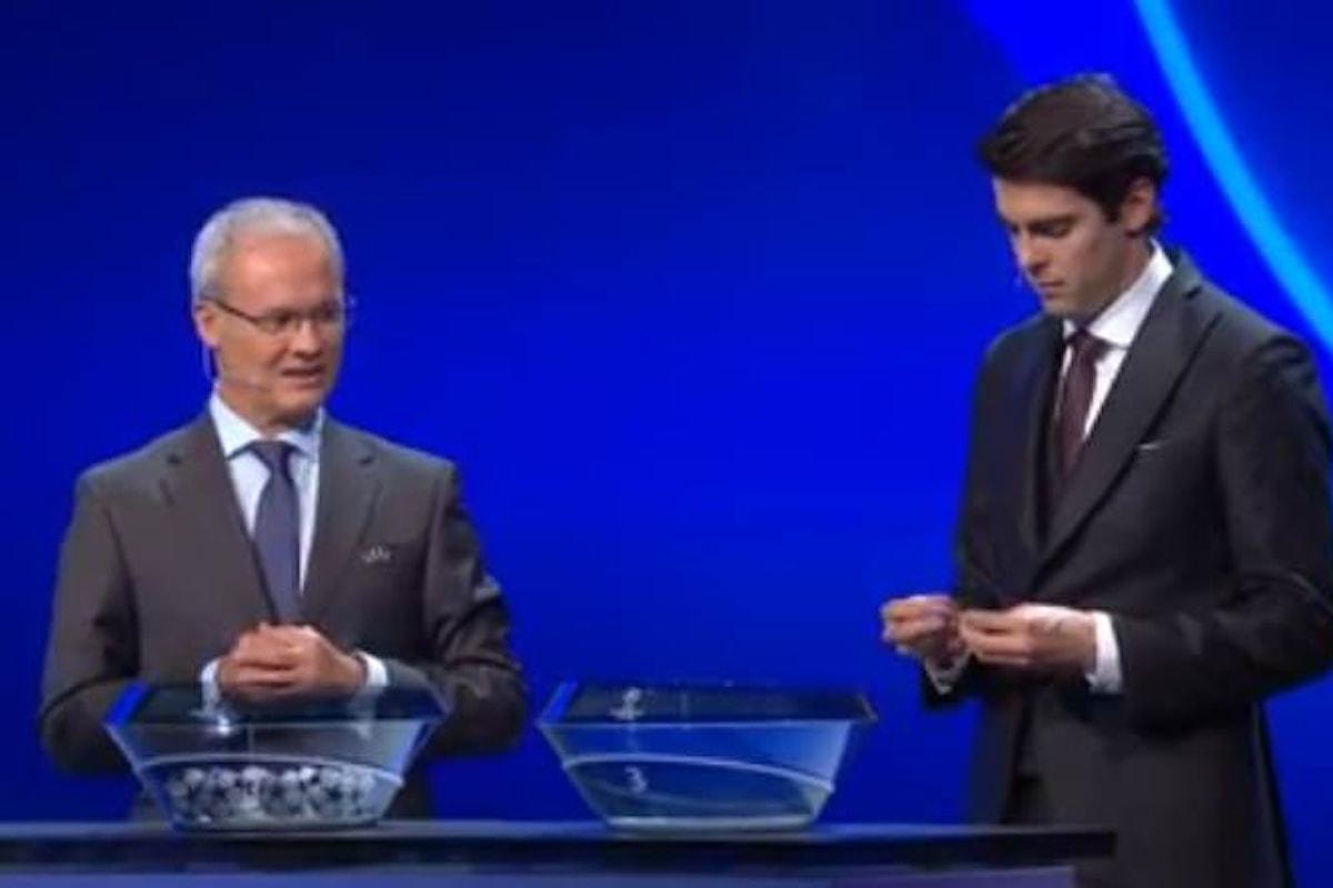 Sorteggio Champions League 2018/19: complicato il passaggio di turno per Napoli e Inter, abbordabile per Roma e Juventus