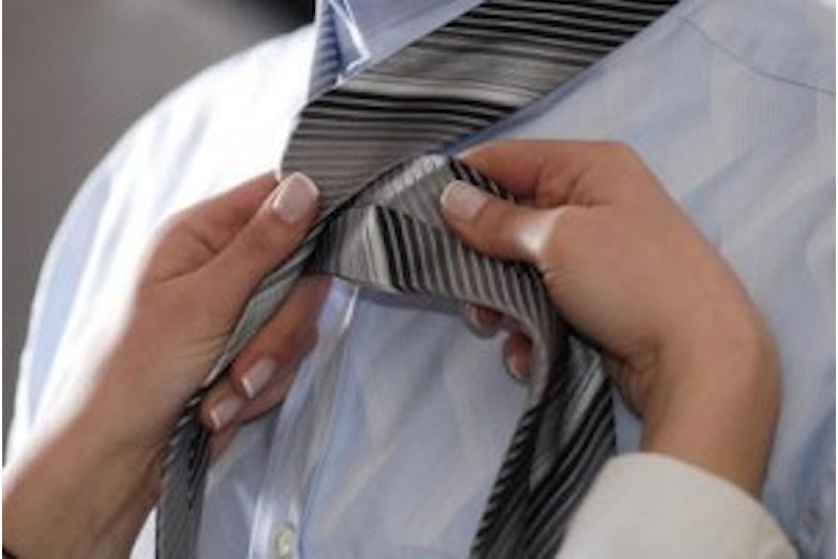 Cravatte: un must dell'uomo politico