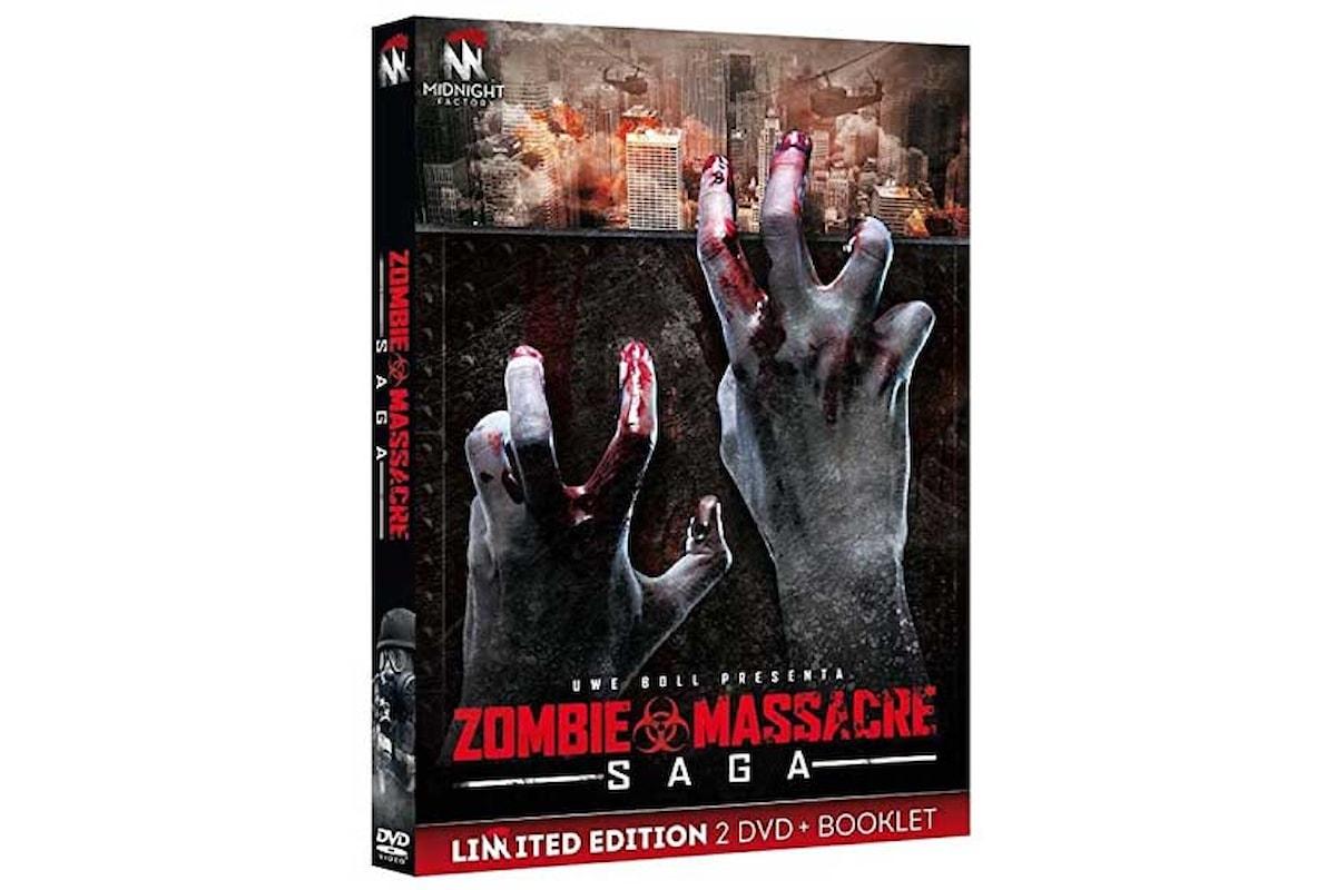 HomeVideo - Brividi da lunedi mattina con la saga di Zombie Massacre