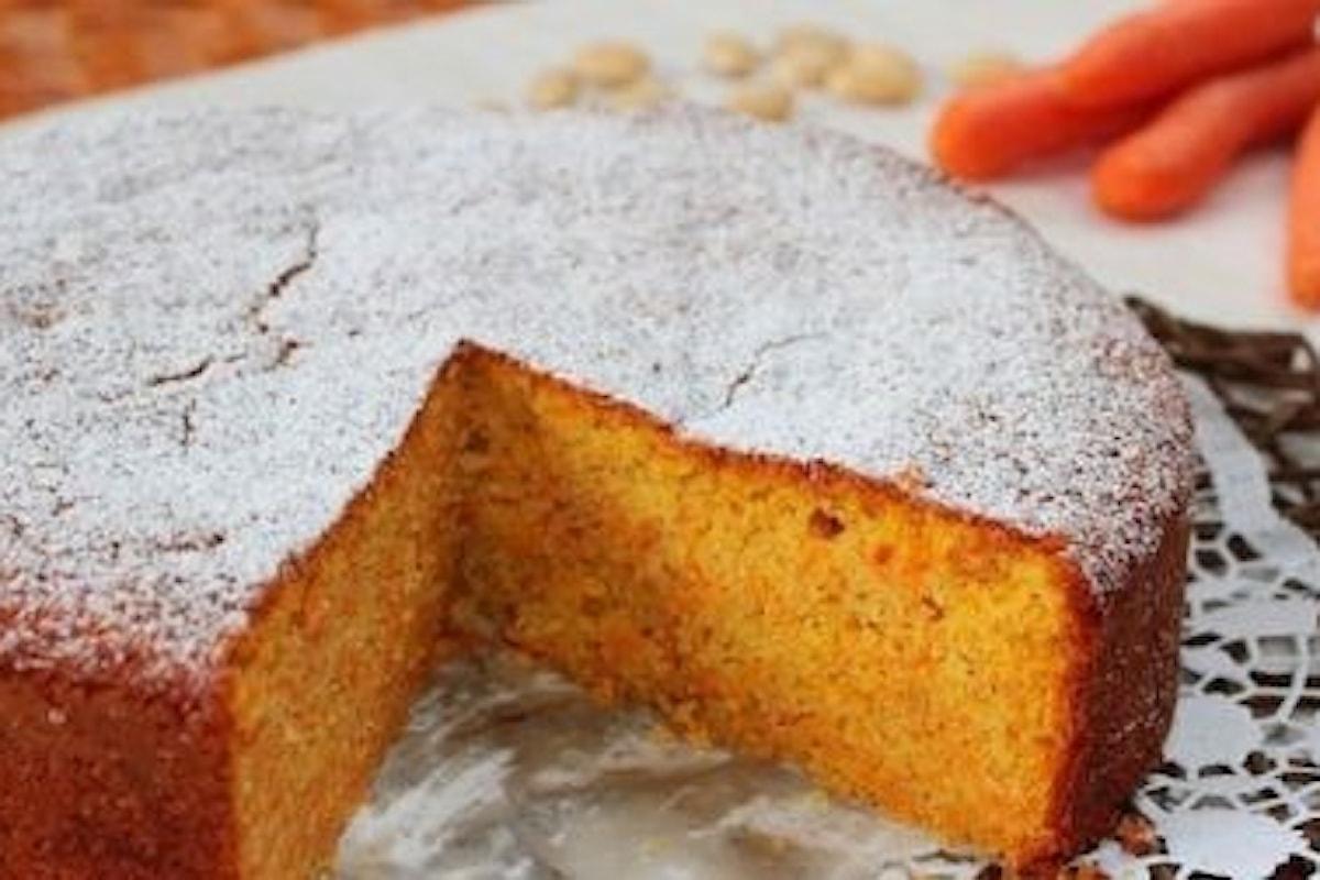 Ricetta: Torta Light alle carote super soffice e senza grassi aggiunti