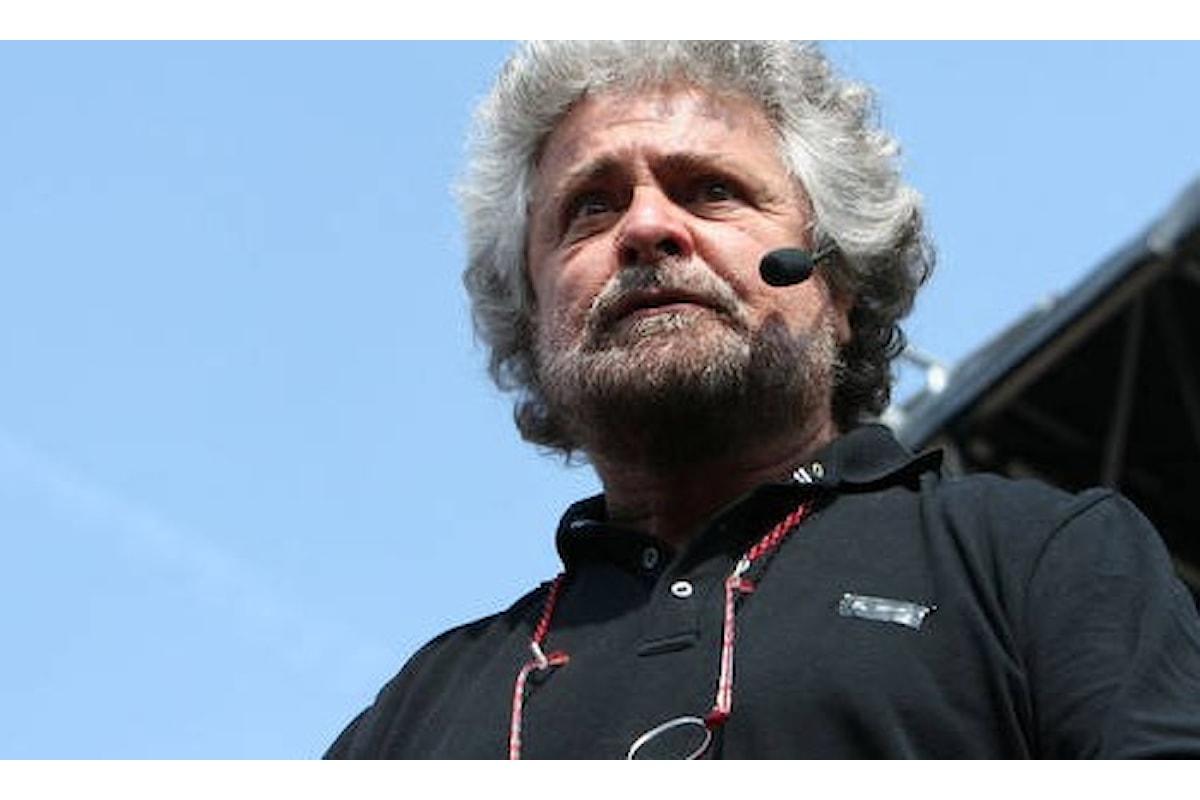 Beppe Grillo sospende 4 esponenti del M5S per le firme false