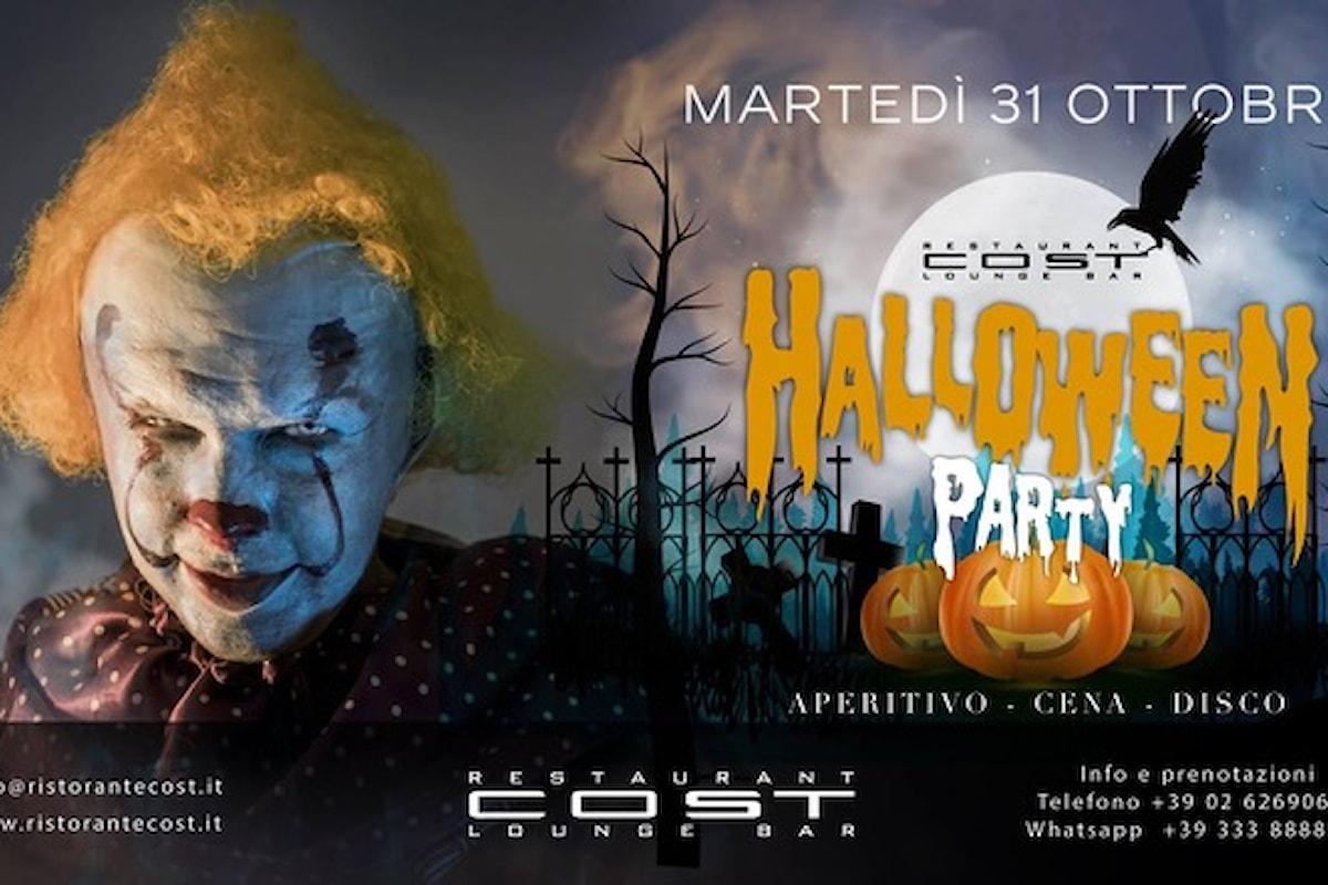 Cost Disco Restaurant Milano, fine ottobre pieno di divertimento: Casa Smaila, Matteo Borghi, e un Halloween Party terrificante