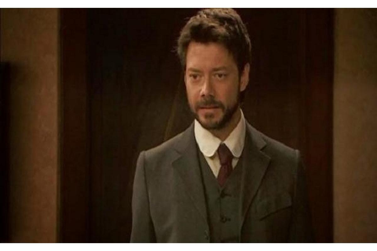 Il Segreto anticipazioni: puntata di lunedì 24 ottobre 2016, Francisca si reca da Lucas