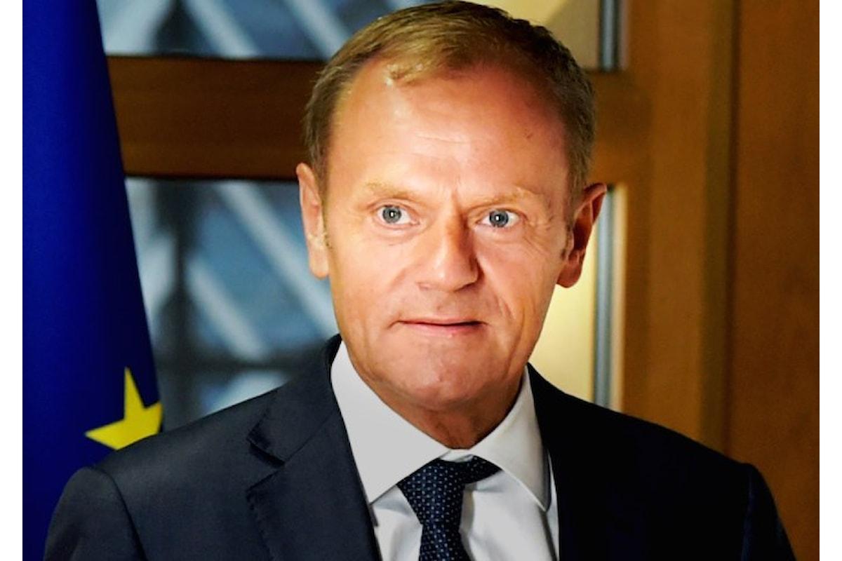 Nel Consiglio europeo del 19-20 ottobre si discute di come disgregare definitivamente l'Unione europea