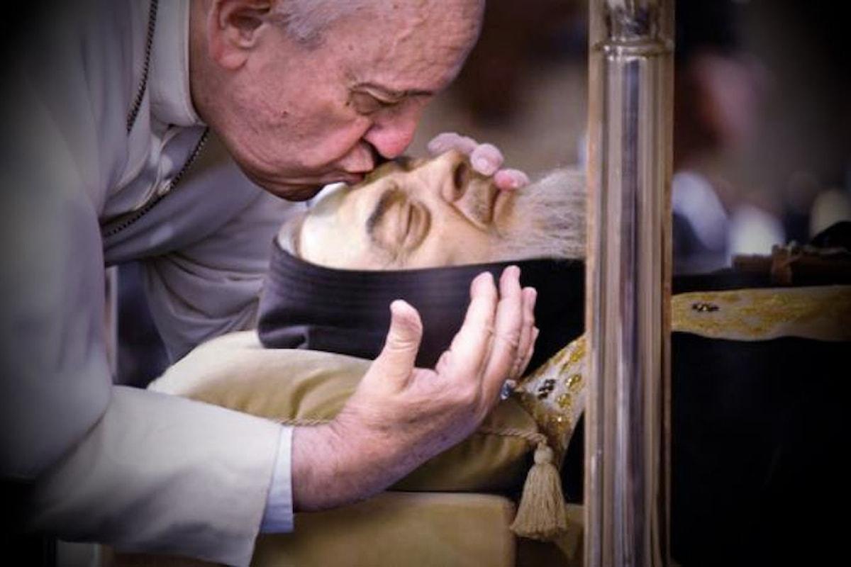 Lungo i sentieri di Padre Pio: il grido di Papa Francesco