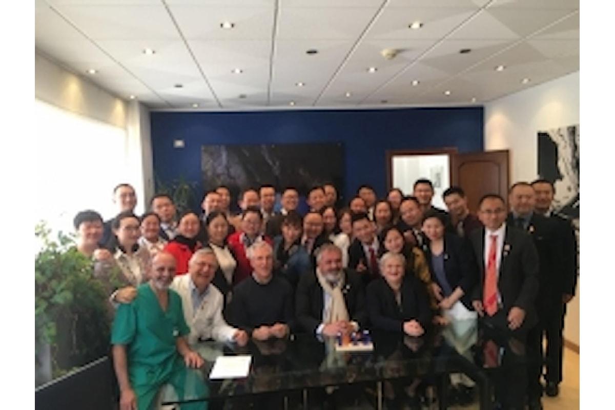 Dalla Cina al Pascale, oncologi e ricercatori per alta formazione
