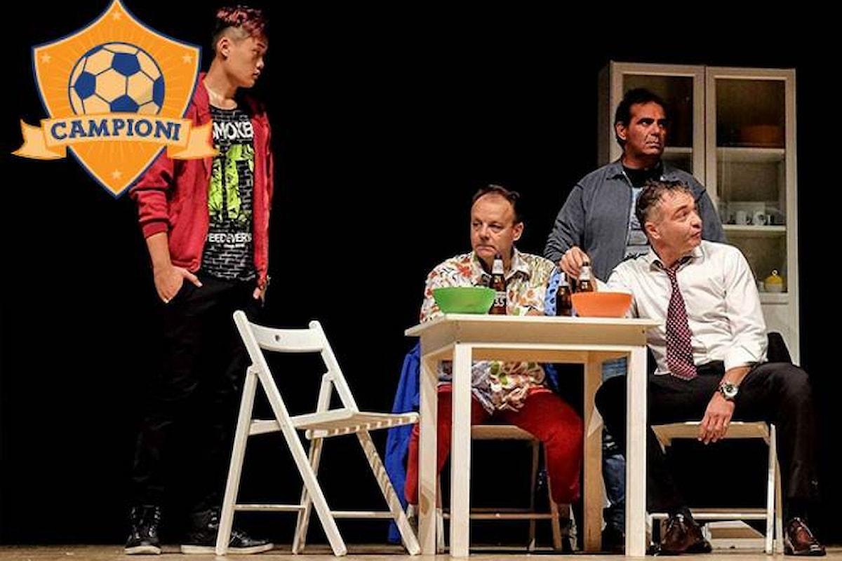 Segreti e cipolle in un condominio a Piazza Vittorio. Teatro de' Servi, dal 19 ottobre al 4 novembe