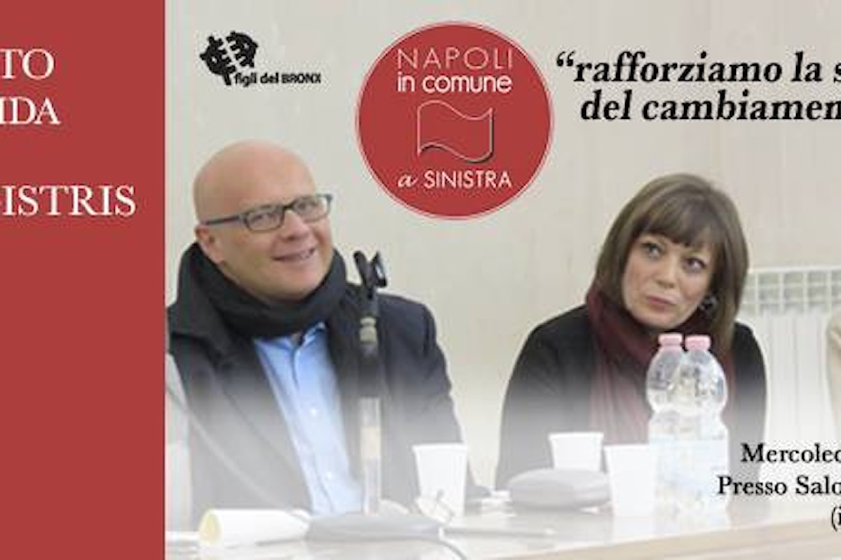Rafforziamo la sfida del cambiamento: il 1 giugno al salone Margherita festa di chiusura della campagna elettorale di Sandro Fucito e Chiara Guida