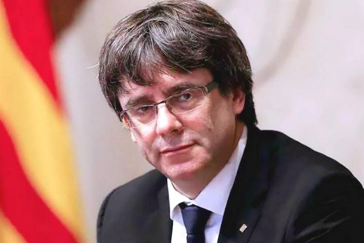 Puigdemont andrà al Senato di Madrid per opporsi alle misure imposte dal governo Rajoy