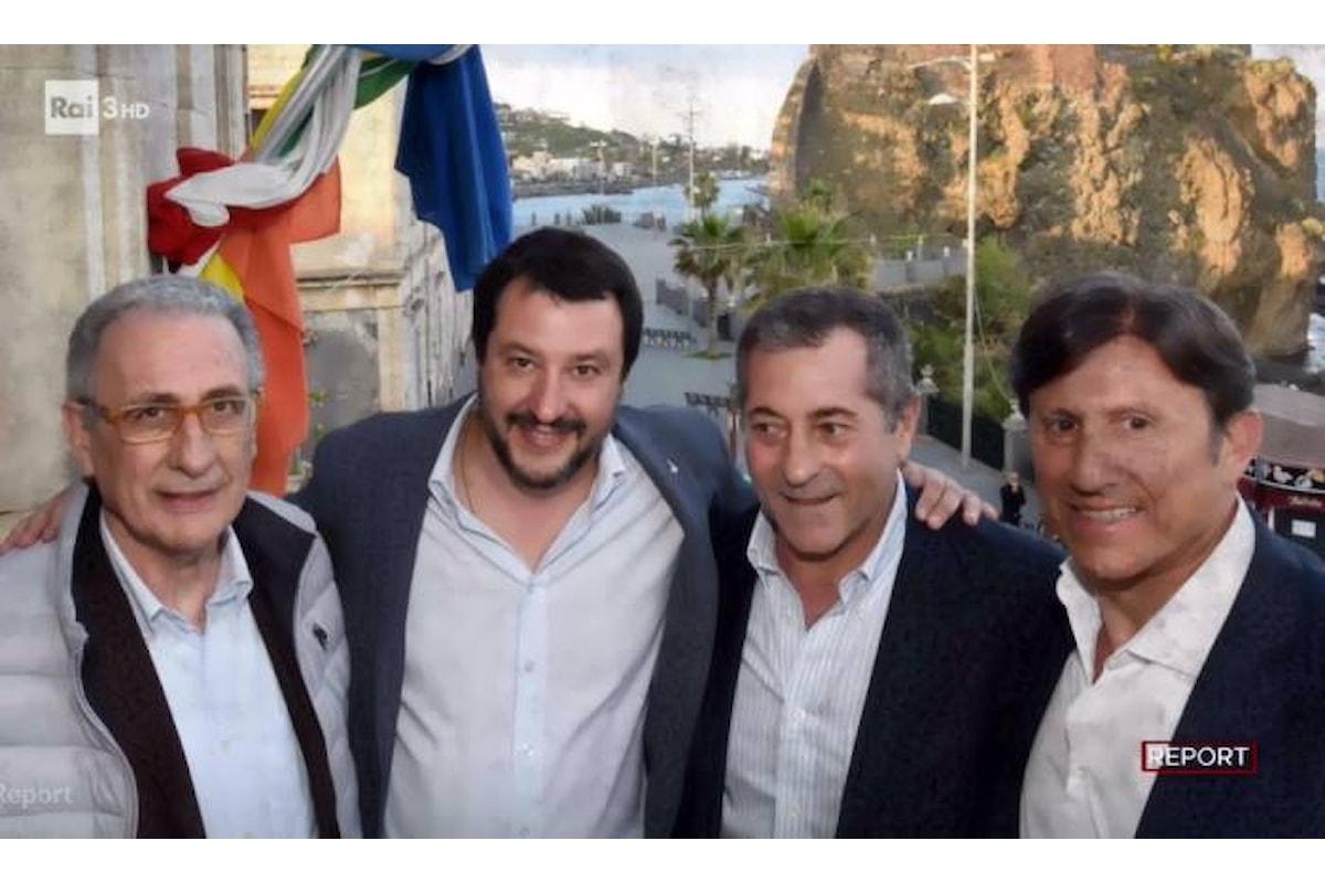 L'inchiesta di Report sulla Lega ovvero quello che Salvini non vi avrebbe mai detto