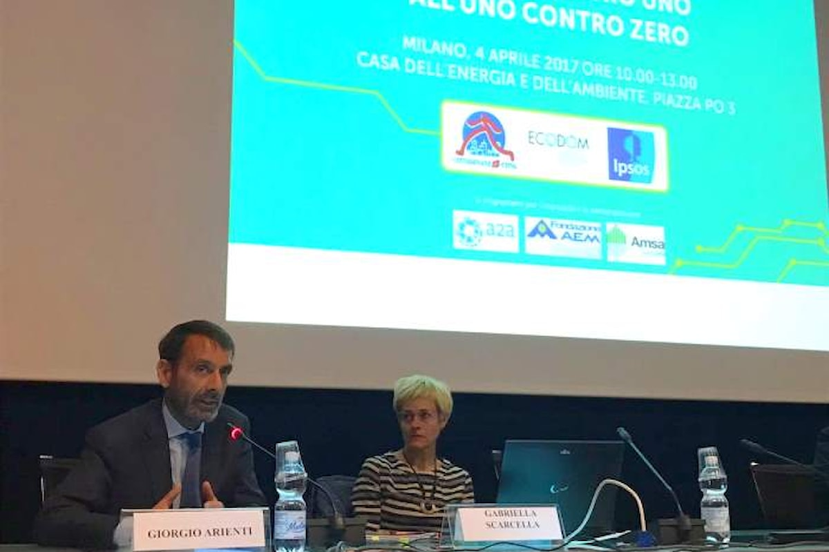 Gli italiani e i RAEE. Se ne è discusso a Milano presso la Casa dell'Energia e dell'Ambiente