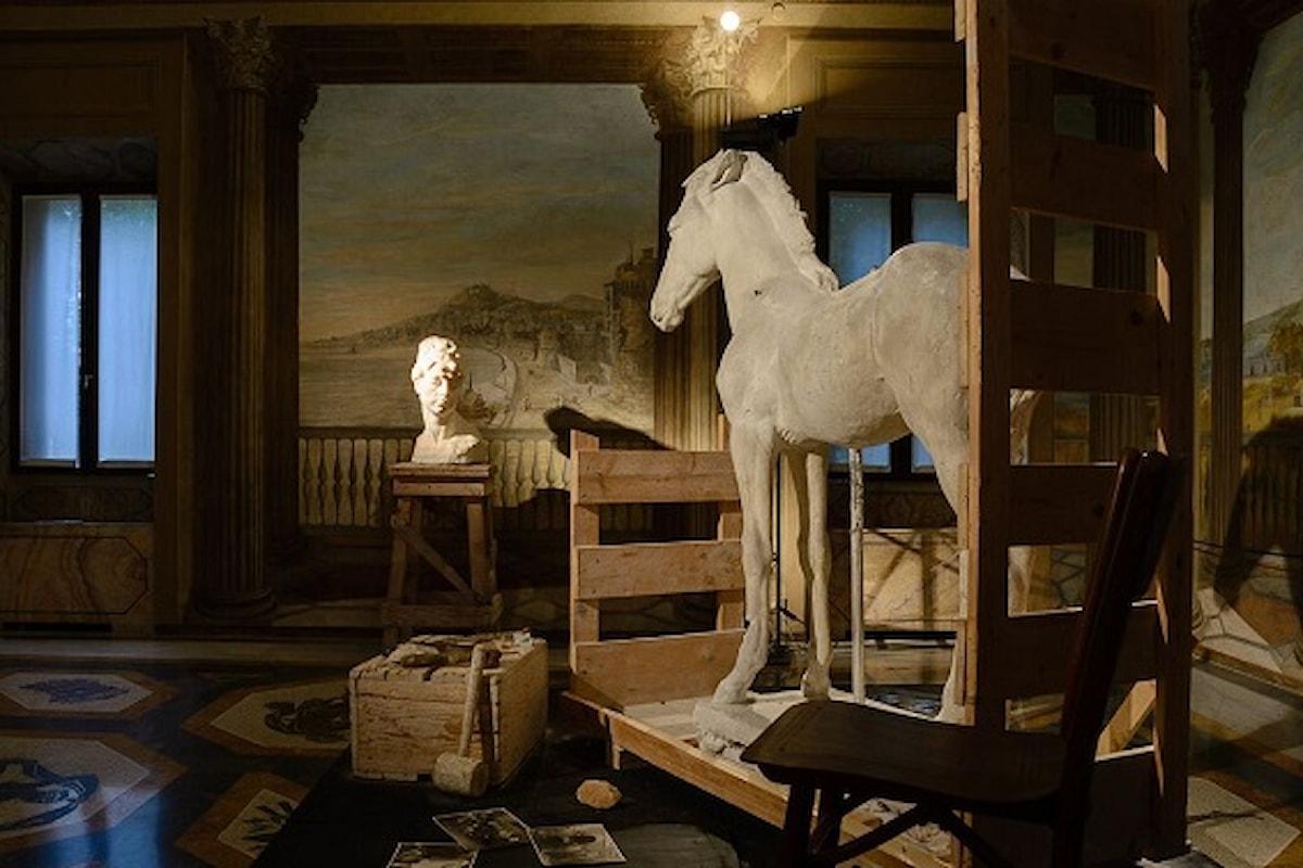 A Villa Bertelli la mostra ARTURO DAZZI 1881 – 1966 Roma - Carrara - Forte dei Marmi a cura di Anna Vittoria Laghi